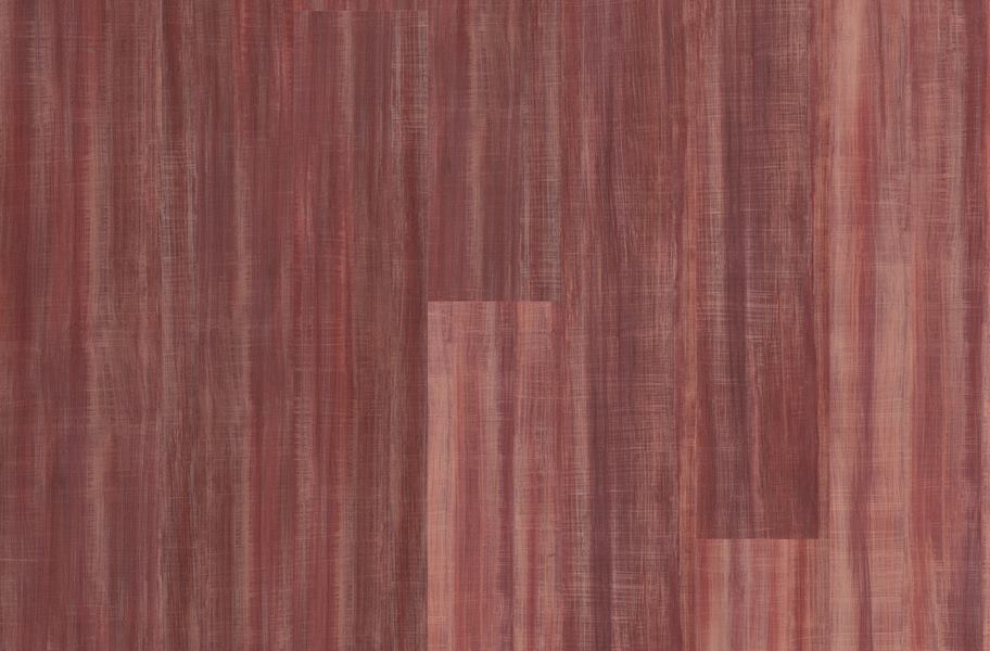 Shaw Color Washed Rigid Core Vinyl Planks - Persimmon