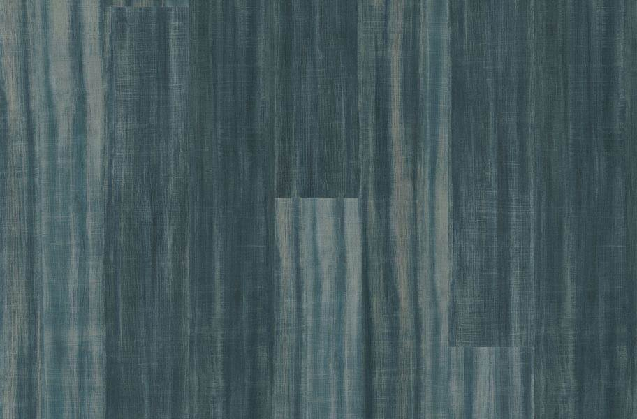 Shaw Color Washed Rigid Core Vinyl Planks - Tealberry
