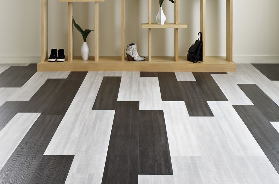 Shaw Color Washed Rigid Core Vinyl Planks