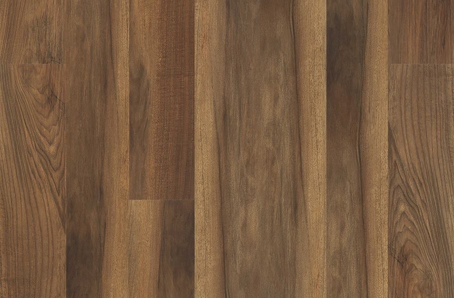 Shaw Transcend Rigid Core Planks - Leather Bond