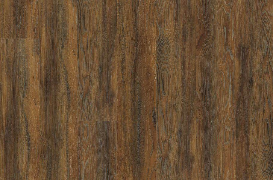 "Shaw Transcend 7"" Rigid Core Vinyl Planks - Leather Bond"