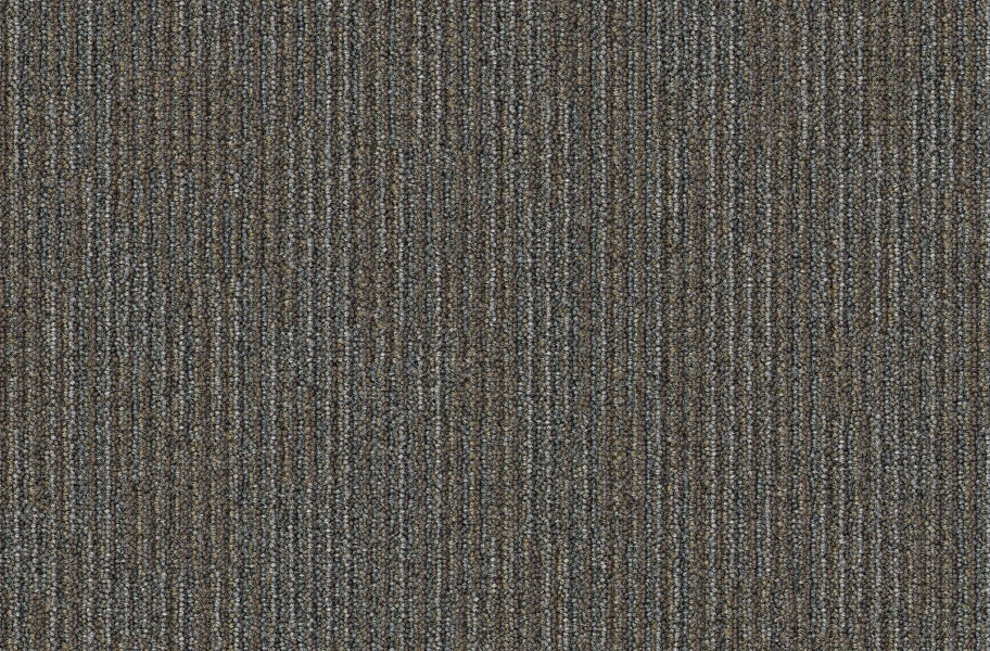 Mohawk Pattern Perspective Carpet Tile - Grenade