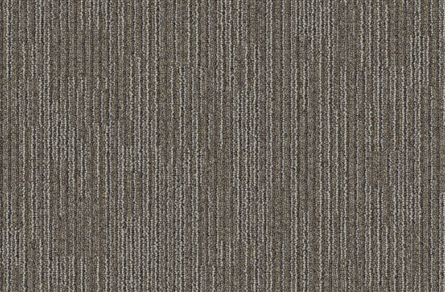 Mohawk Pattern Perspective Carpet Tile - Lava