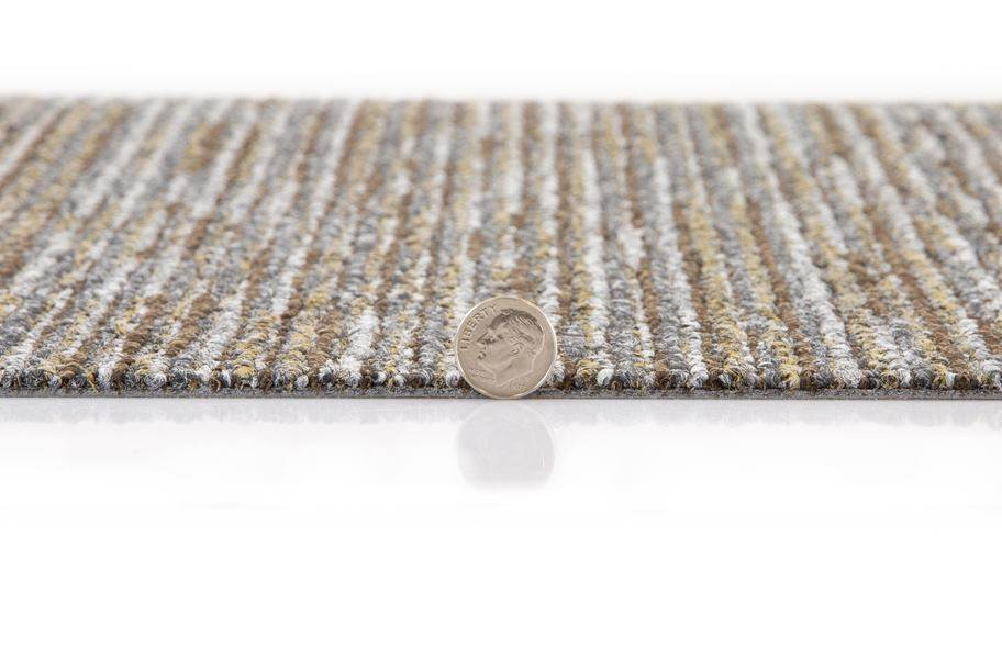 Surface Stitch Carpet Tile - Fission