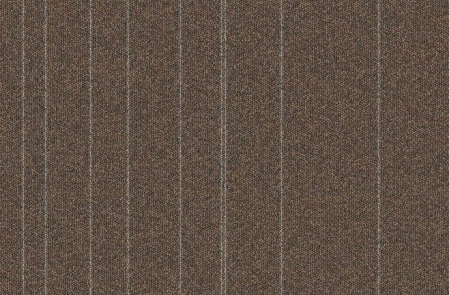 Mohawk Rule Breaker Carpet Tile - Hickory