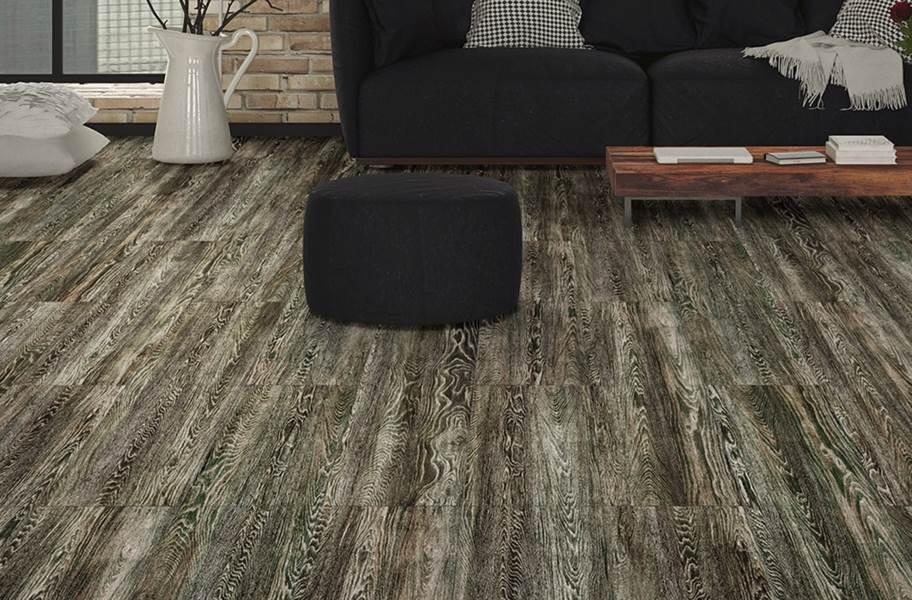 Wood Flex Tiles - Vintage Collection - Moss Oak