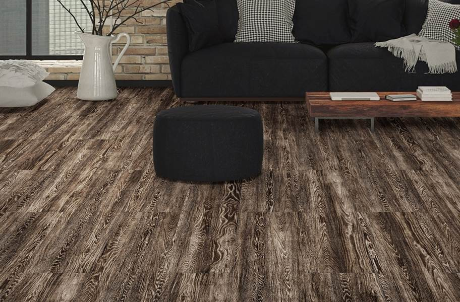 Wood Flex Tiles - Vintage Collection - Sorrel Oak
