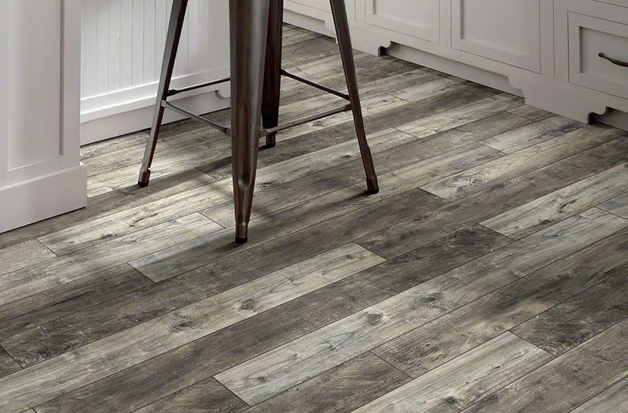 12mm King's Cove WaterResist Laminate - Outpost Gray