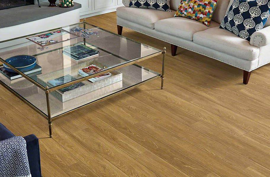 Shaw Uptown Now Plus Waterproof Plank - South Beach