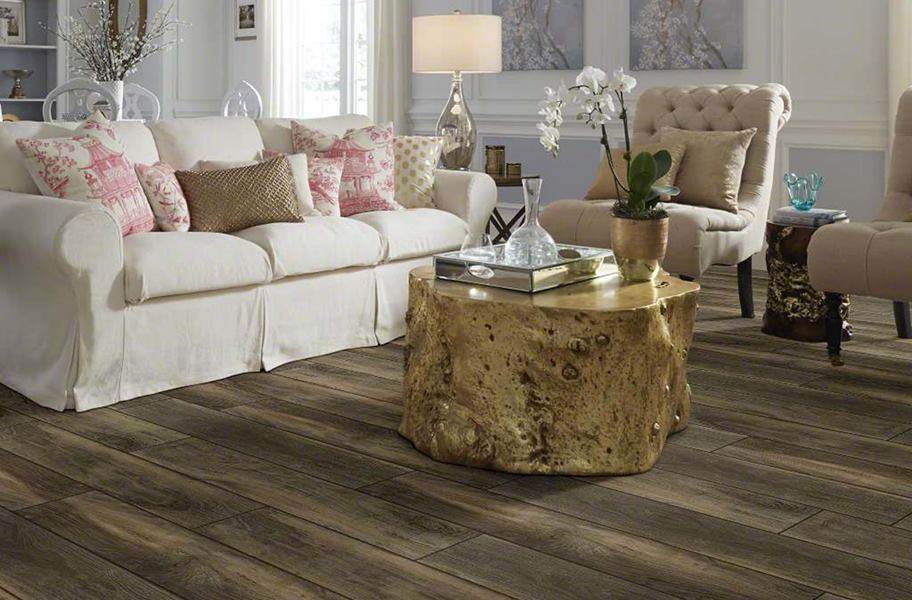 Shaw Pantheon HD Plus Waterproof Plank - Ardesia