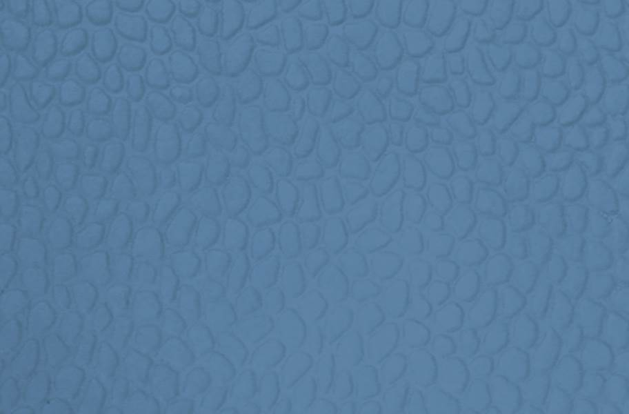 Virgin Pebble Tiles - Dust Blue