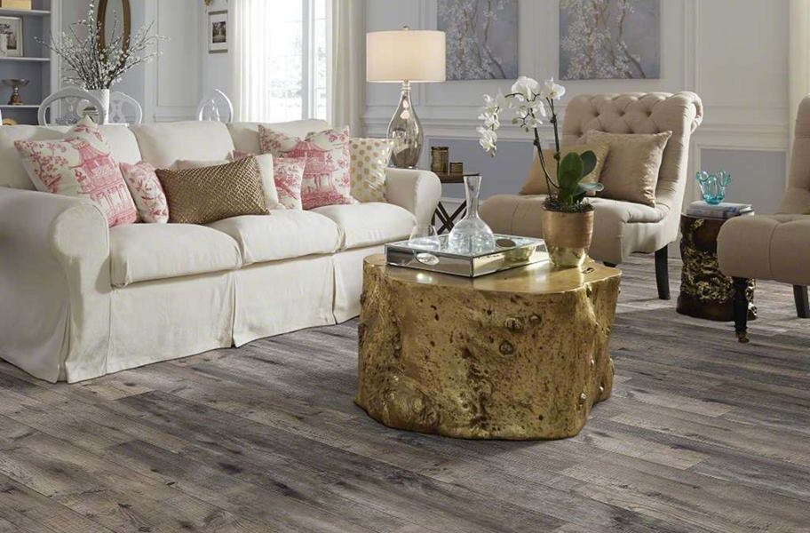 Shaw Alto Mix Plus Waterproof Planks - Veneto Pine