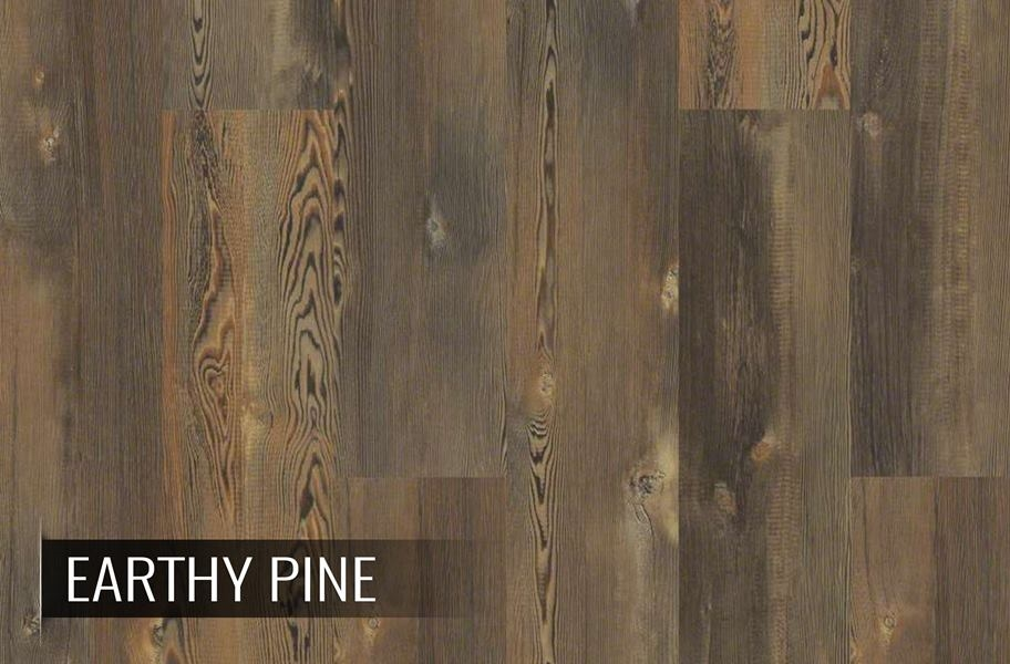 Shaw Blue Ridge Pine Rigid Core HD Plus