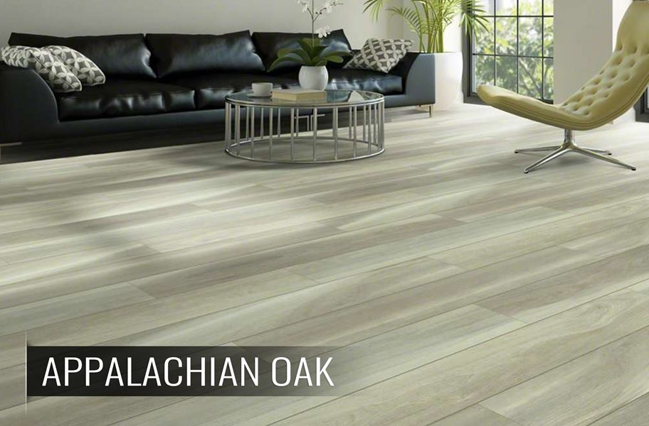 Shaw Cathedral Oak HD Plus Rigid Core Vinyl Planks