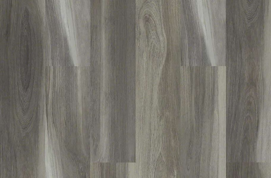 Shaw Cathedral Oak HD Plus Rigid Core Vinyl Planks - Charred Oak
