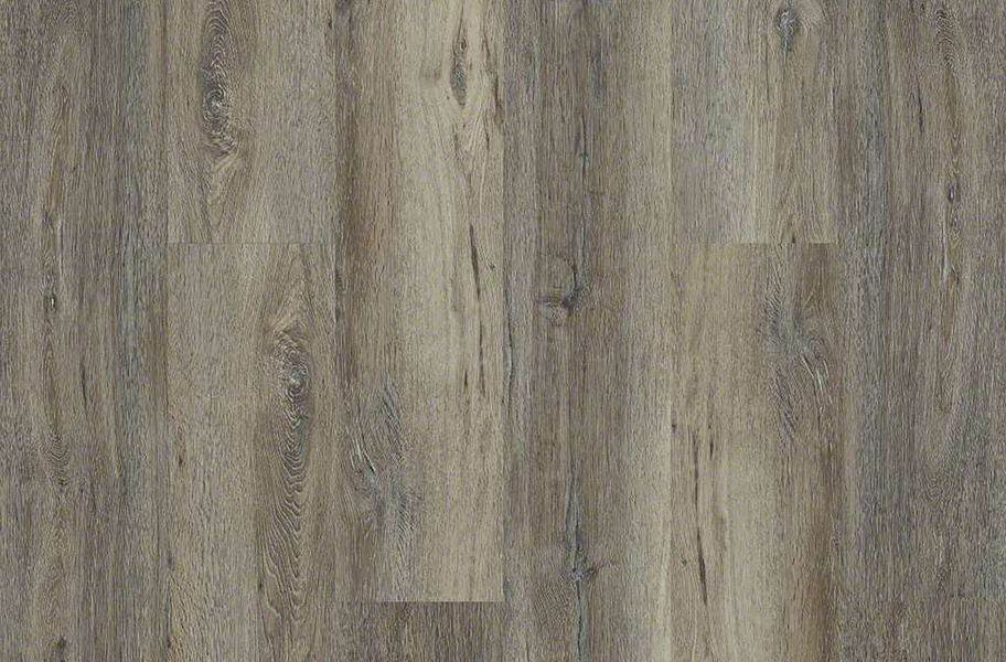 Shaw Heritage Oak HD Plus Rigid Core Planks - Silver Oak
