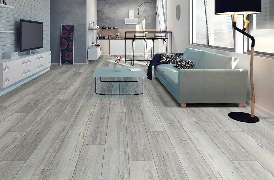 Shaw Heritage Oak HD Plus Rigid Core Planks - Wye Oak