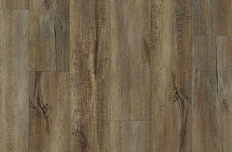 "Shaw Impact 7"" Rigid Core Vinyl Planks - Modeled Oak"