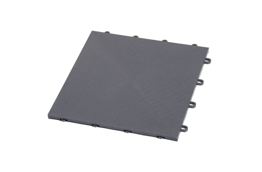 Premium Flat Top Dance Tiles - Graphite
