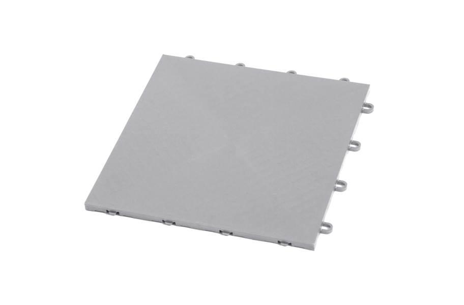 Premium Flat Top Dance Tiles - Gunmetal