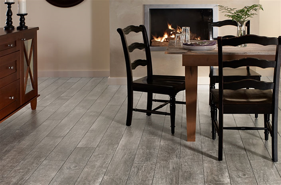 12mm Mannington Arcadia Waterproof Laminate - Shadow