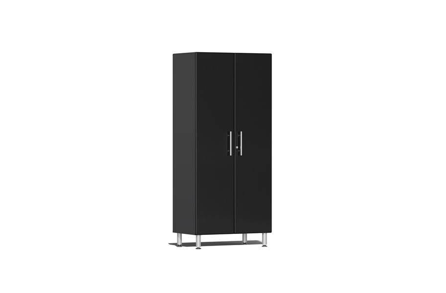 Ulti-MATE Garage 2.0 Series 2-Door Tall Cabinet - Midnight Black Metallic