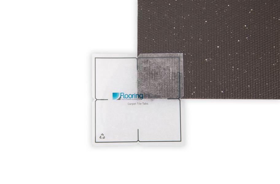 Floating Carpet Tile Tabs