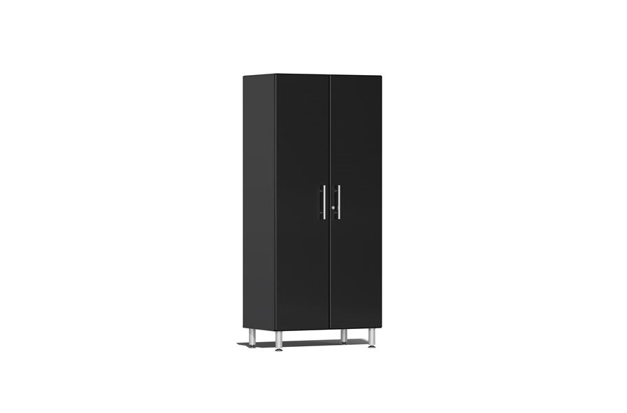 Ulti-MATE Garage 2.0 Series 2-Door Tall Cabinet - Midnight Black Metallic