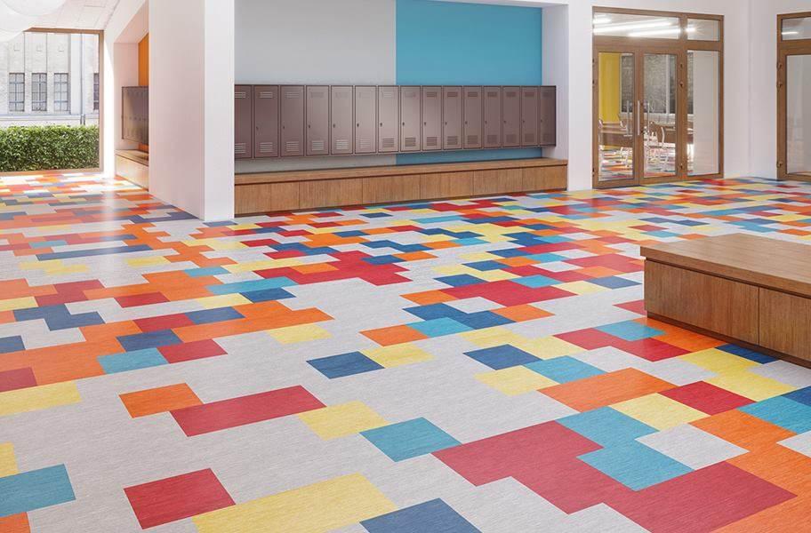 Mannington Structure Vinyl Tiles