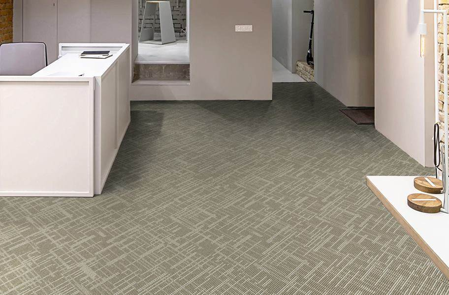 Phenix Focal Point Carpet Tile - Kudos