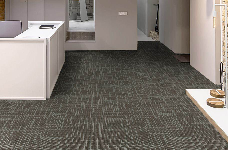 Phenix Focal Point Carpet Tile - Award