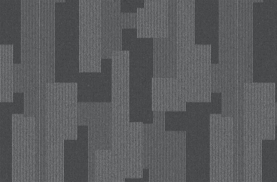 Phenix Crowd Pleaser Carpet Tile - Luster