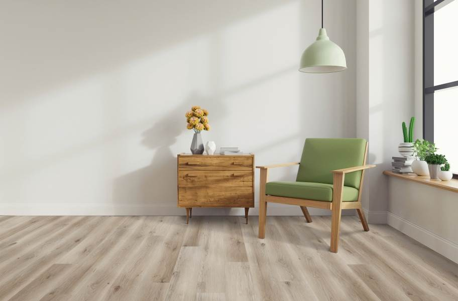 "COREtec Galaxy Plus 7"" Rigid Core Vinyl Planks - Maffei Cherry"