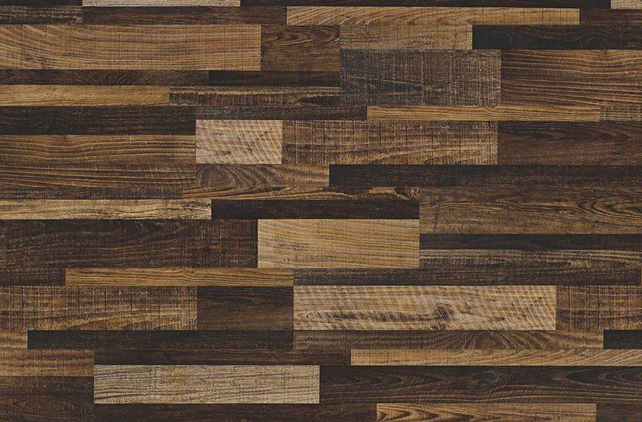 "COREtec Galaxy Plus 7"" Rigid Core Vinyl Planks - Pinwheel Oak"