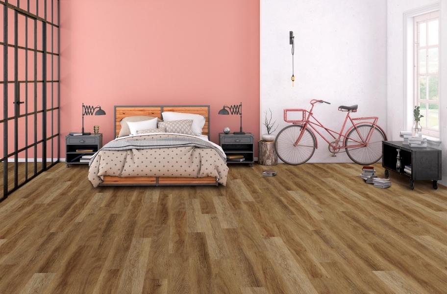 COREtec Galaxy Plus Rigid Core Vinyl Planks - Magellanic Oak