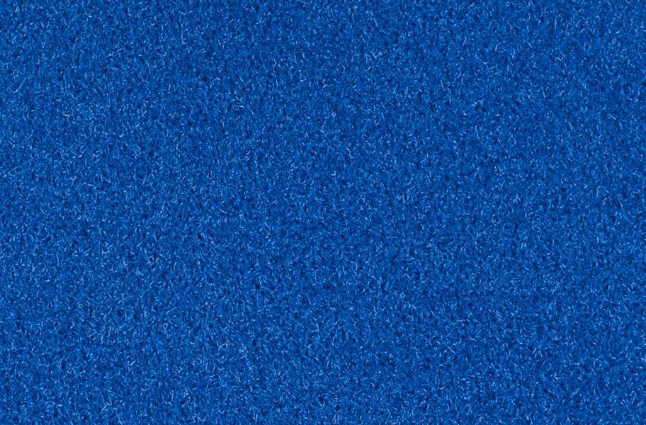 Shock Turf Tiles - Blue w/ Cushion Backing