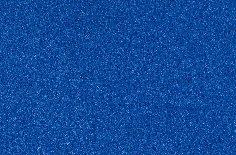 Shock Turf Tiles - Blue w/ Cushion Backing