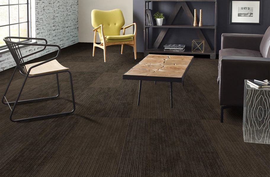 Shaw Disclose Carpet Tile - Coverage