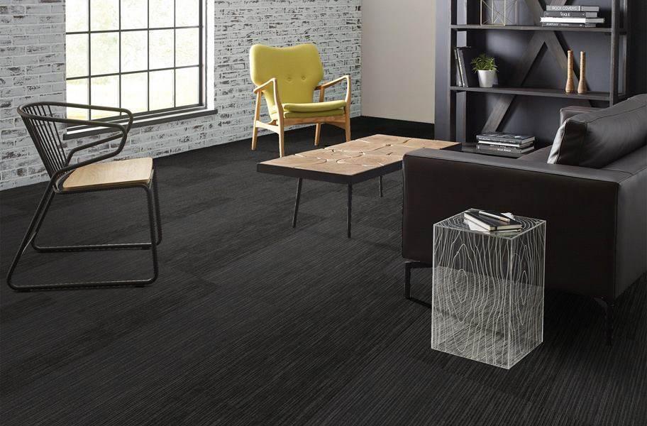 Shaw Document Carpet Tiles - Press Box