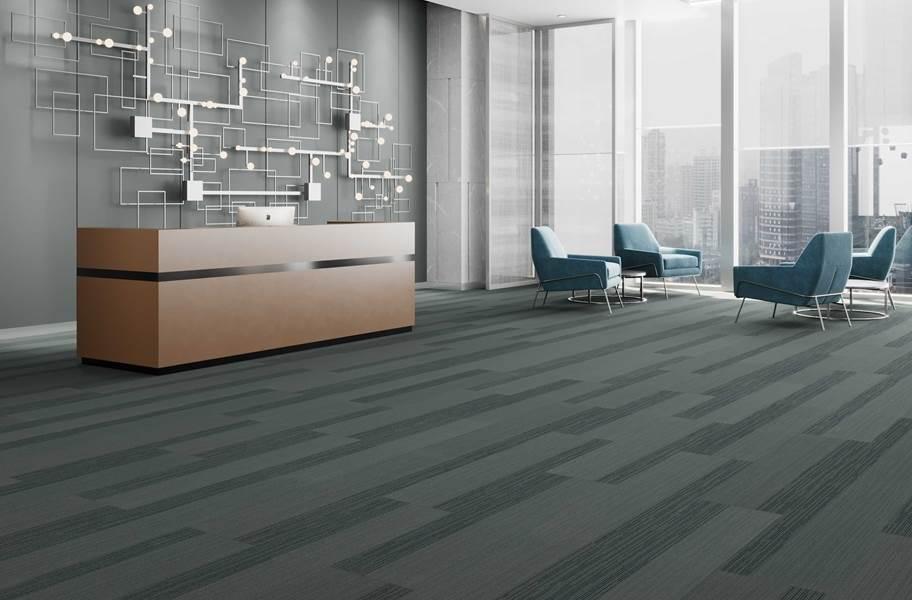 Pentz Cliffhanger Carpet Planks - Iron Mountain