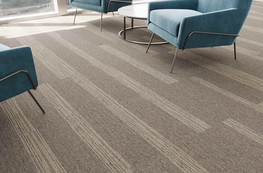 Pentz Cliffhanger Carpet Planks - Quijotoa