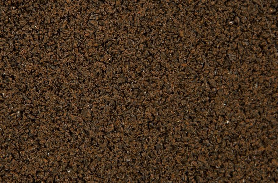 Northern Lights Rubber Pavers - Teak Brown