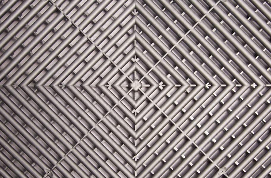 Swisstrax Garage Tiles - Arctic White