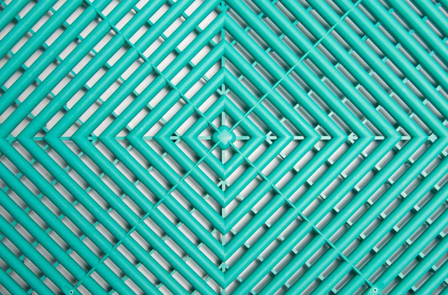 Swisstrax Garage Tiles - Teal