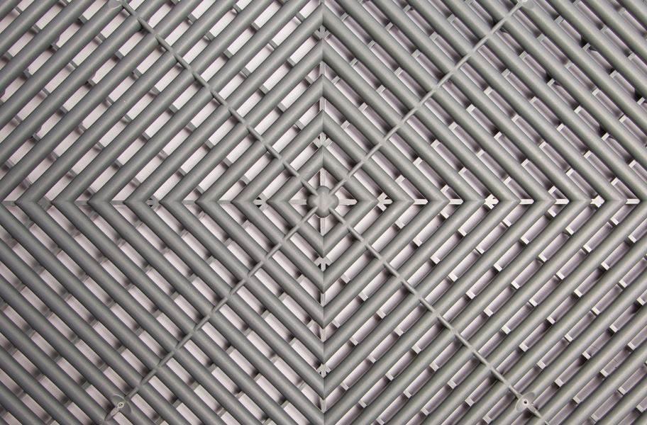 Swisstrax Garage Tiles - Pearl Silver