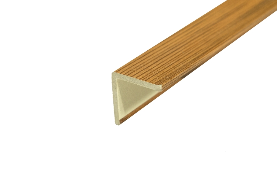 "TritonCORE 1"" x 1"" x 94"" Staircap - Golden Pine"