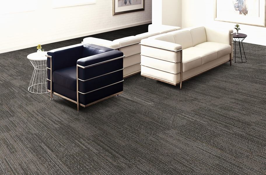 Shaw Rhythm Carpet Planks - Aria