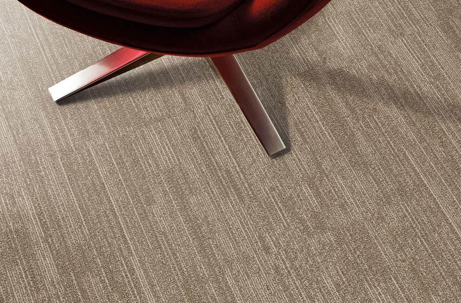 Shaw Rhythm Carpet Planks - Unity