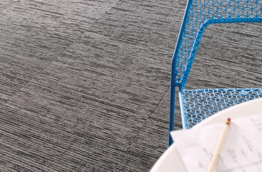 Shaw Off Beat Carpet Tile - Kobra