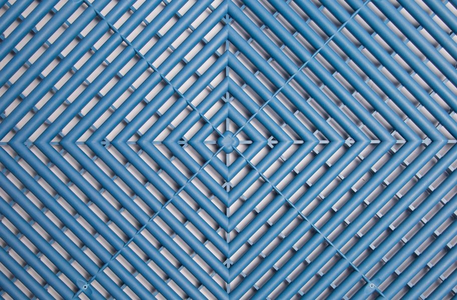 Swisstrax Garage Tiles - Island Blue